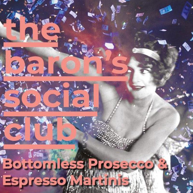 The Baron's Social Club